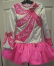 Pink & White bows  Another collaboration with Trefoil Designs, Taoknitter Art and Murphydresses